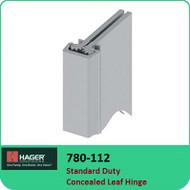 Roton 780-112 - Standard Duty Concealed Leaf Hinge