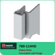 Roton 780-114HD - Heavy Duty Concealed Leaf Hinge