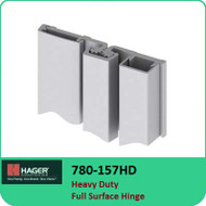 Roton 780-157HD - Heavy Duty Full Surface Hinge