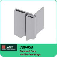 Roton 780-053 - Standard Duty Half Surface Hinge