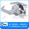 PDQ GP Series Cylindrical Lock - Grade 2