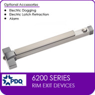 Grade 1 Rim Exit Devices - Windstorm | PDQ 6200 Series