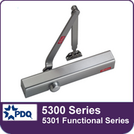 PDQ 5300 Series Door Closer (5301 Functional Series)