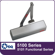 PDQ 5100 Series Door Closer (5101 Functional Series)