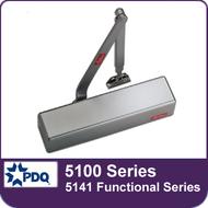 PDQ 5100 Series Door Closer (5141 Functional Series)