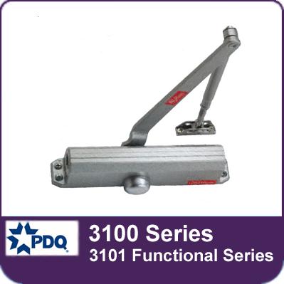PDQ 3100 Series Door Closer (3101 Functional Series)