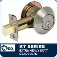 Extra Heavy Duty Deadbolts | PDQ KT Series