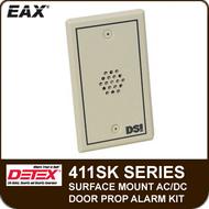 EAX-411SK - Surface Mount AC/DC Door Prop Alarm Kit