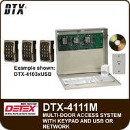 DTX-4111M - Access Control System for Single Door