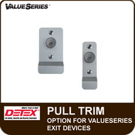 Pull Trim Option for Detex ValueSeries Exit Devices