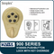 Simplex 900 Series 9100000 Mechanical Pushbutton Lock With Key Override
