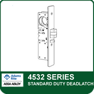 Adams Rite 4532 - Standard Duty Deadlatch - Bevel Faceplate
