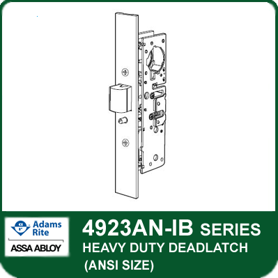 Adams Rite 4720 ANSI Deadlatch