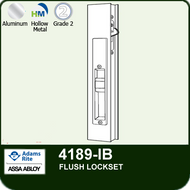 Adams RIte 4189-IB (Individually Boxed) - Flush Locksets