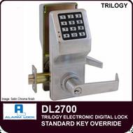 Alarm Lock Trilogy DL2700 - Standard Key Override