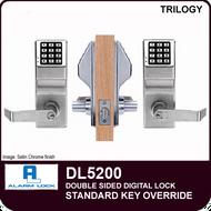 Alarm Lock Trilogy DL5200 - Standard Key Override