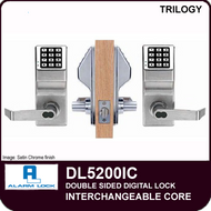 Alarm Lock Trilogy DL5200IC - Interchangeable Core