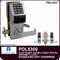 Alarm Lock Trilogy PDL5300 - ELECTRONIC DOUBLE SIDED DIGITAL PROXIMITY LOCKS - Standard Key Override