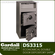 Economical Double Door Depository Safes | Gardall DS3315 | Gardall SDS3315