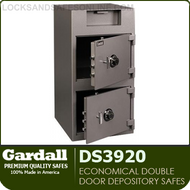 Economical Double Door Depository Safes | Heavy Duty B Rated Safes | Gardall DS3920