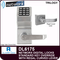 Alarm Lock Trilogy DL6175 - NETWORX DIGITAL LOCKS - Standard Key Override with Regal Curved Lever