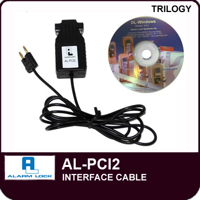 Alarm Lock AL-PCI2 - INTERFACE CABLE