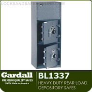 Heavy Duty Rear Load Depository Safes | Gardall BL1337