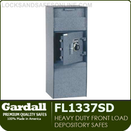 Heavy Duty Front Load Depository Safes| Gardall FL1337SD