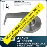 Schlage AL170 - Standard Duty Commercial Single Dummy Lever