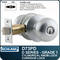 Schlage D73PD- Heavy Duty Commercial Corridor Knob Lock
