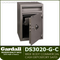 Wide Body Commercial Depository Safes | Cash Register Tray | Gardall DS3020-G-C