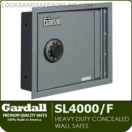 Heavy Duty Concealed Wall Safes | Gardall SL4000/F