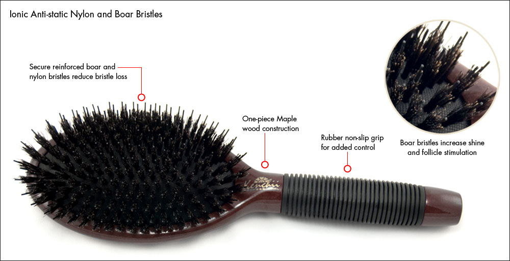 home grooming brush