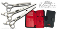 Kenchii Shinobi™ 8-inch left-handed set.