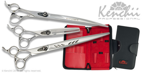 Kenchii Shinobi™ 9.5-inch left-handed set.