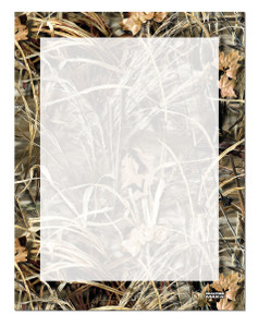 Letterhead Max-4® Waterfowl Camo (Border)