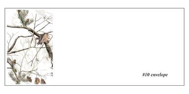 Realtree Snow Camo Envelope