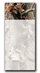 Realtree Camo ® Hardwood HD® Note Pad