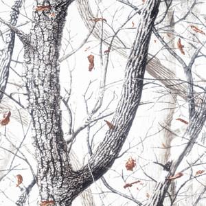 Realtree Hardwoods Snow Camouflage 12x12 scrapbook paper