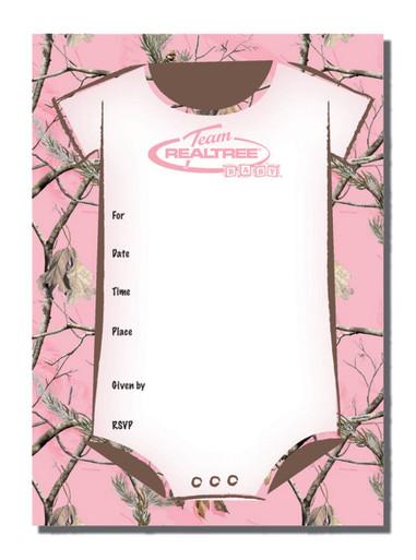 Team Realtree Baby® AP® Pink Camo