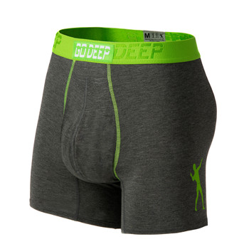Actual view of Go Deep Men's Dual Climate underwear