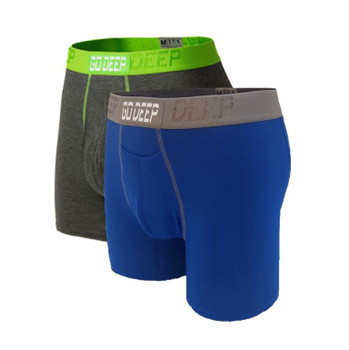 Double Pack set of Dual-Climate™ Underwear Boxers 2ROYBLUGRXGRYGN