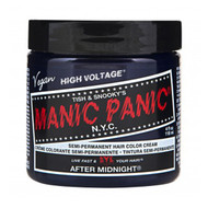 Manic Panic High Voltage Classic Cream Hair Color After Midnight