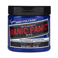 Manic Panic High Voltage Classic Cream Hair Color Bad Boy Blue