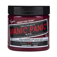 Manic Panic High Voltage Classic Cream Hair Color Vampire Red
