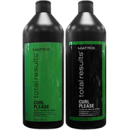 Matrix Total Results Curl Please Shampoo and Conditioner Duo