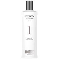 nioxin system 1 shampoo 10 oz