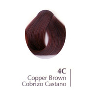Satin 4C Copper Brown 3oz