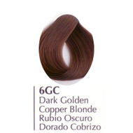 Satin 6GC Dark Golden Copper Chestnut 3oz