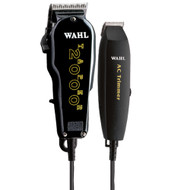 Wahl Professional Essentials Combo Clipper and Trimmer Duo
